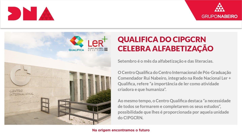 Qualifica do CIPGCRN celebra alfabetização
